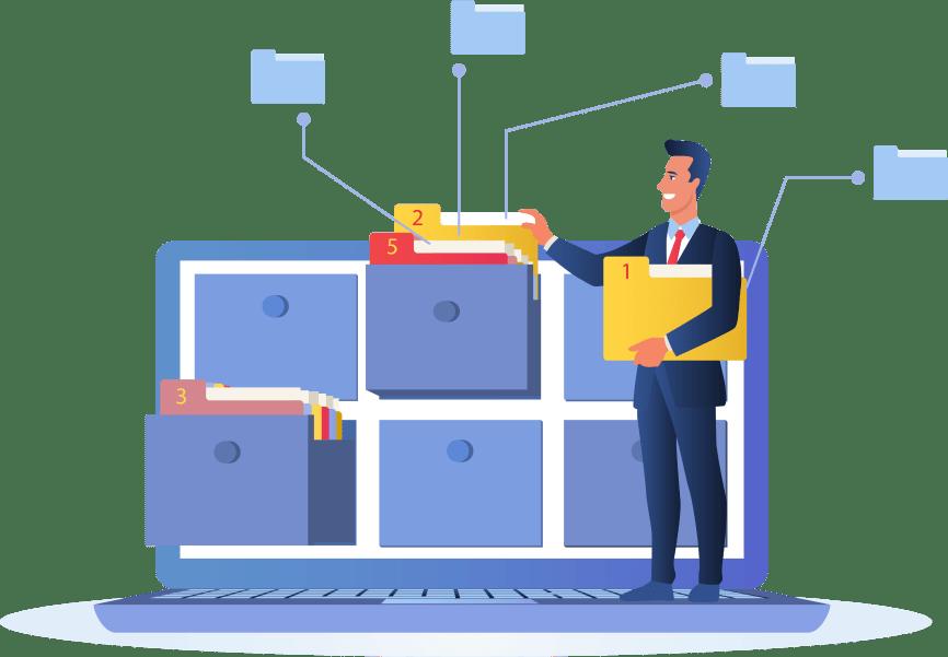 Электронный документооборот - выгоды для руководителя